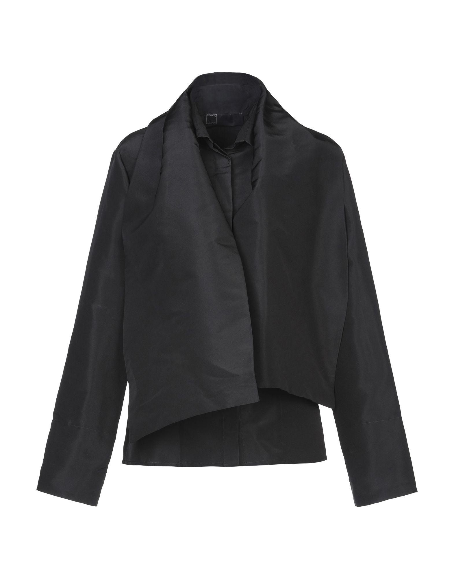 TOMASO STEFANELLI Pубашка tomaso stefanelli пальто