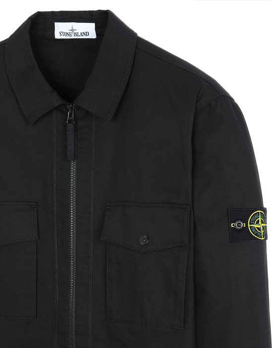 38879727ri - OVER SHIRTS STONE ISLAND