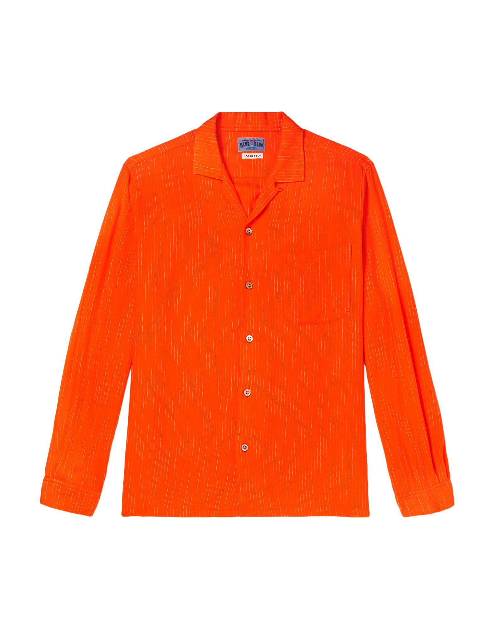лучшая цена BLUE BLUE JAPAN Pубашка