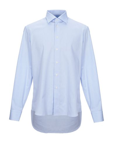 Фото - Pубашка от CALLISTO CAMPORA небесно-голубого цвета