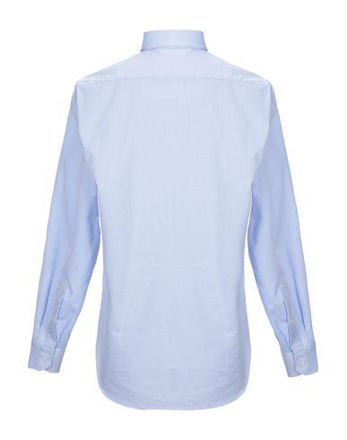 Фото 2 - Pубашка от CALLISTO CAMPORA небесно-голубого цвета