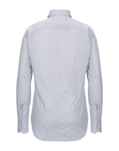 Фото 2 - Pубашка от BROOKSFIELD темно-синего цвета