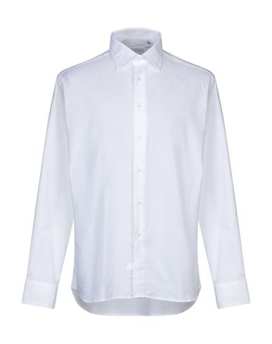 Фото - Pубашка от CALLISTO CAMPORA белого цвета