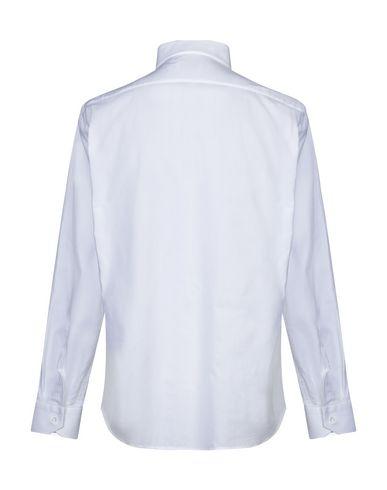 Фото 2 - Pубашка от CALLISTO CAMPORA белого цвета