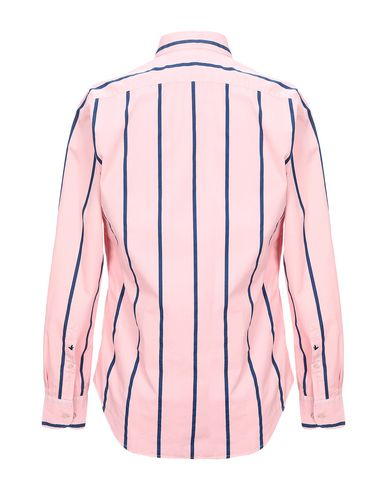 Фото 2 - Pубашка от BROOKSFIELD розового цвета