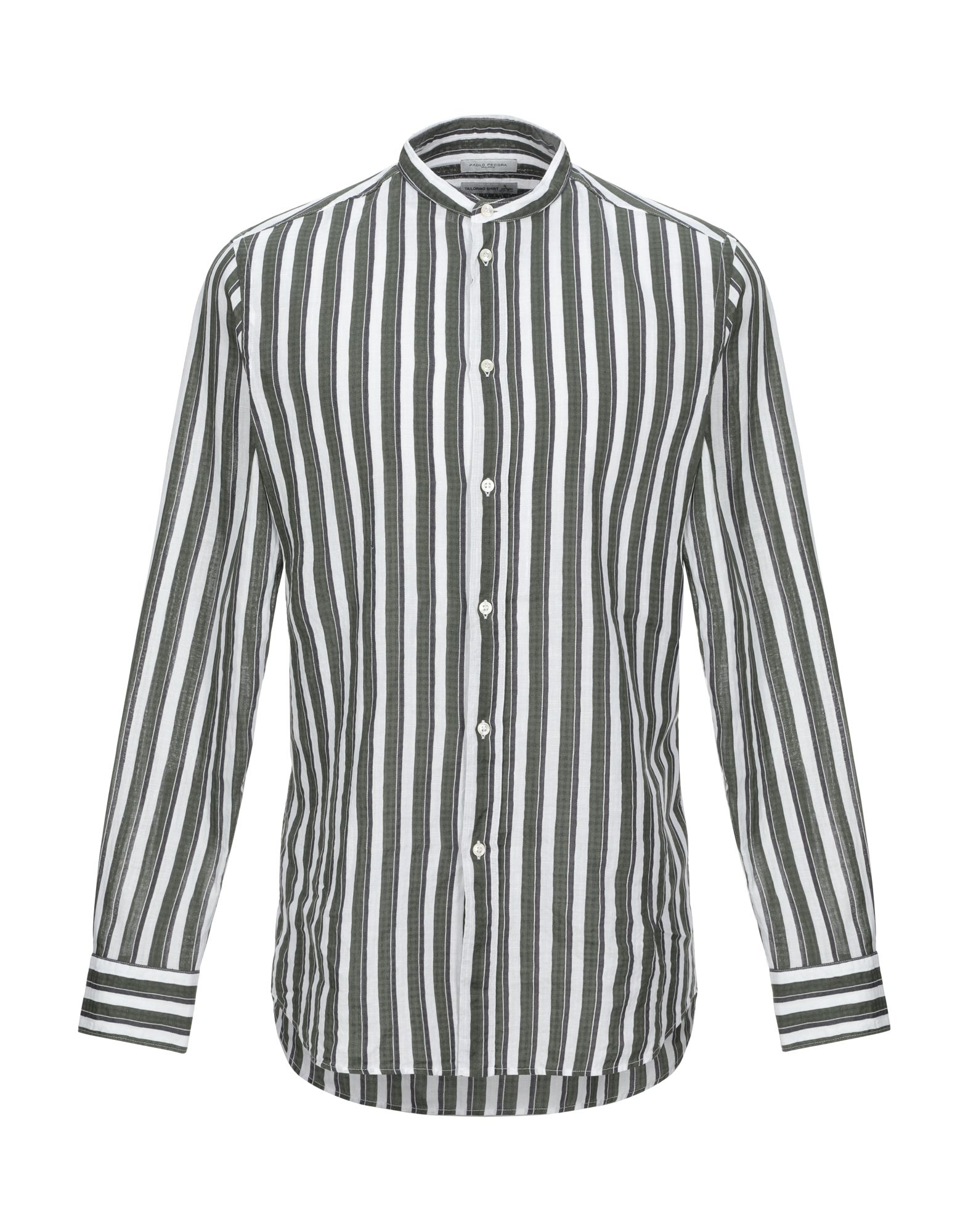 PAOLO PECORA Pубашка paolo casalini пиджак