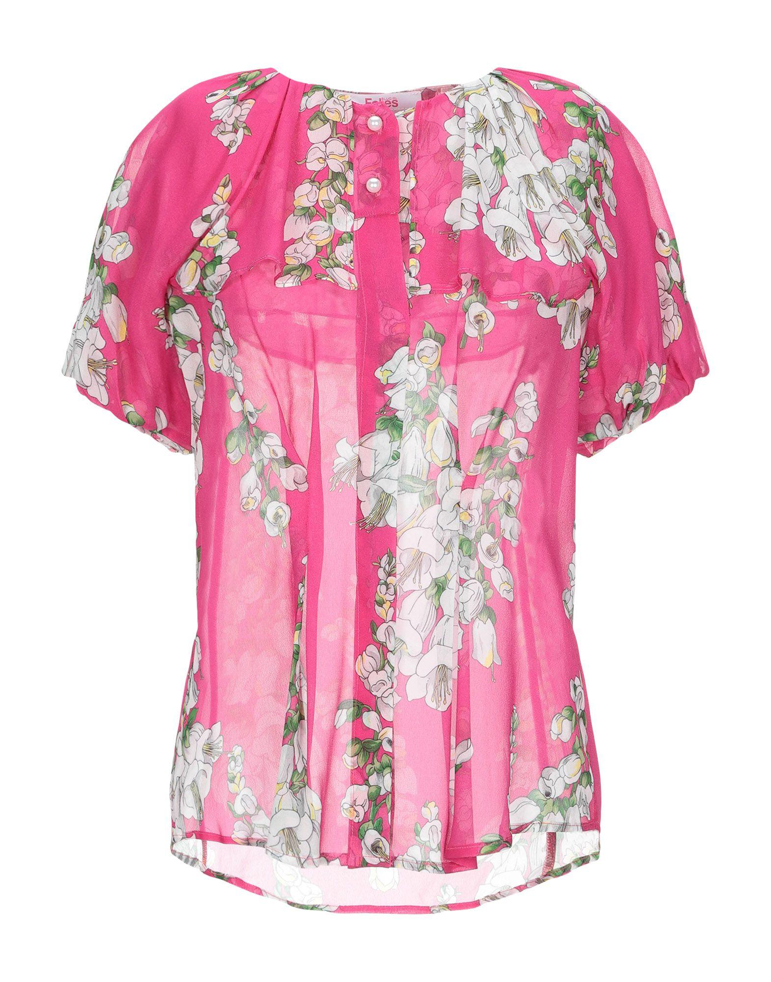 BLUGIRL FOLIES Pубашка blugirl folies короткое платье
