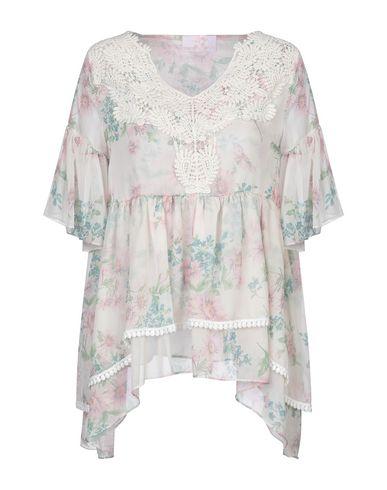 Фото - Женскую блузку SWEET SECRETS цвет слоновая кость