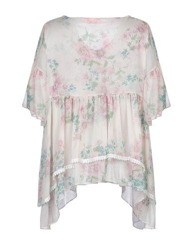 Фото 2 - Женскую блузку SWEET SECRETS цвет слоновая кость