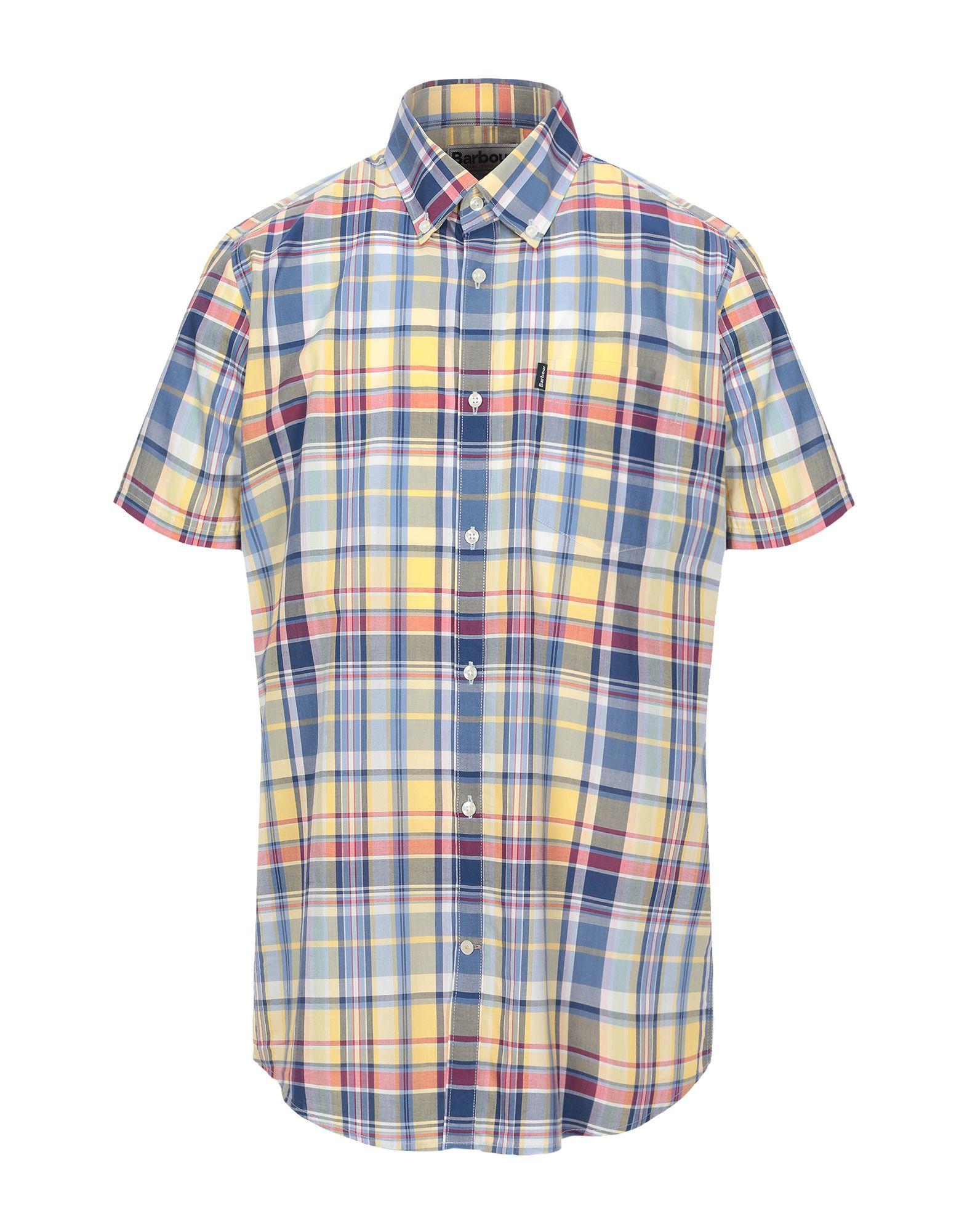 BARBOUR Pубашка цена