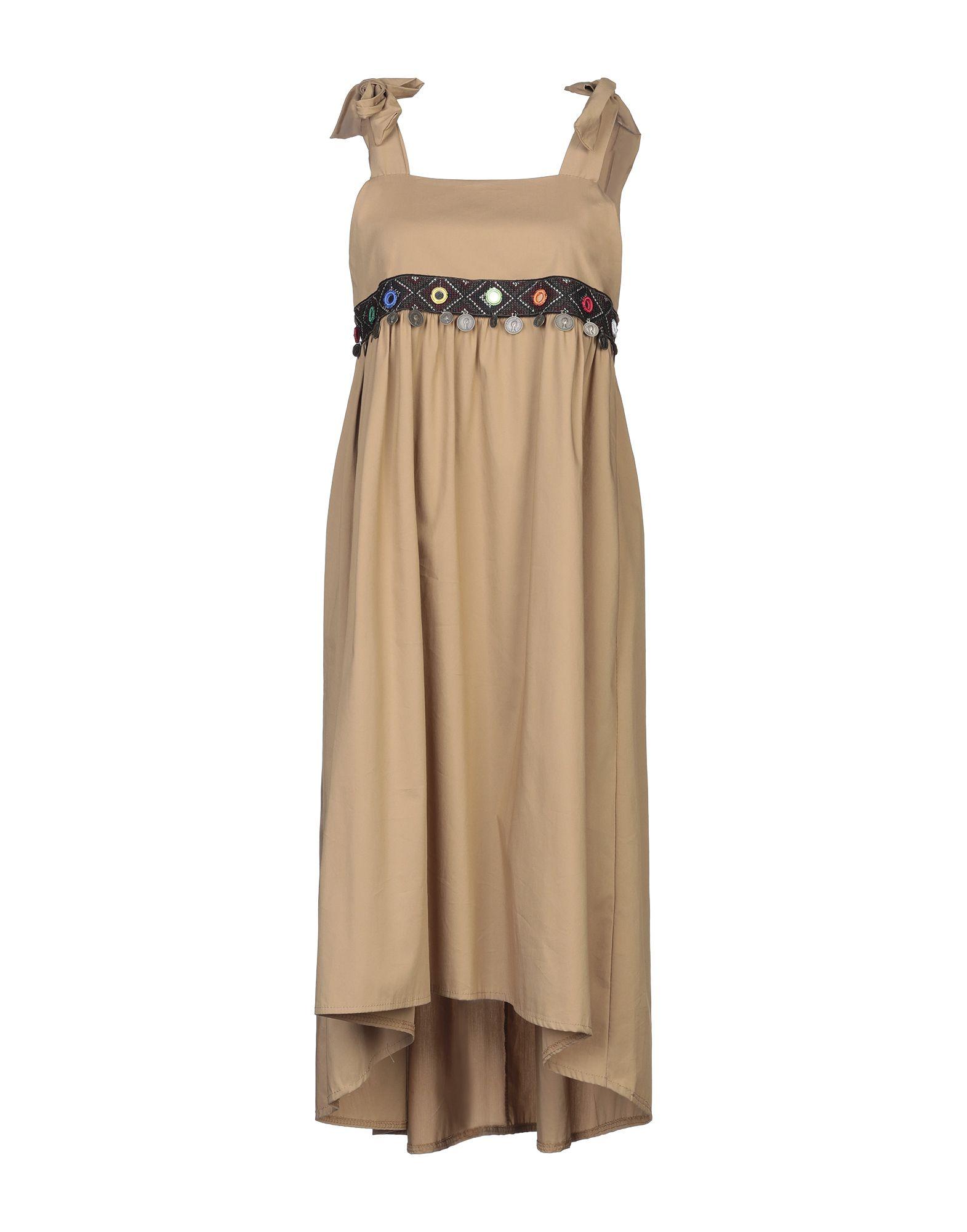 AMAMI Платье до колена