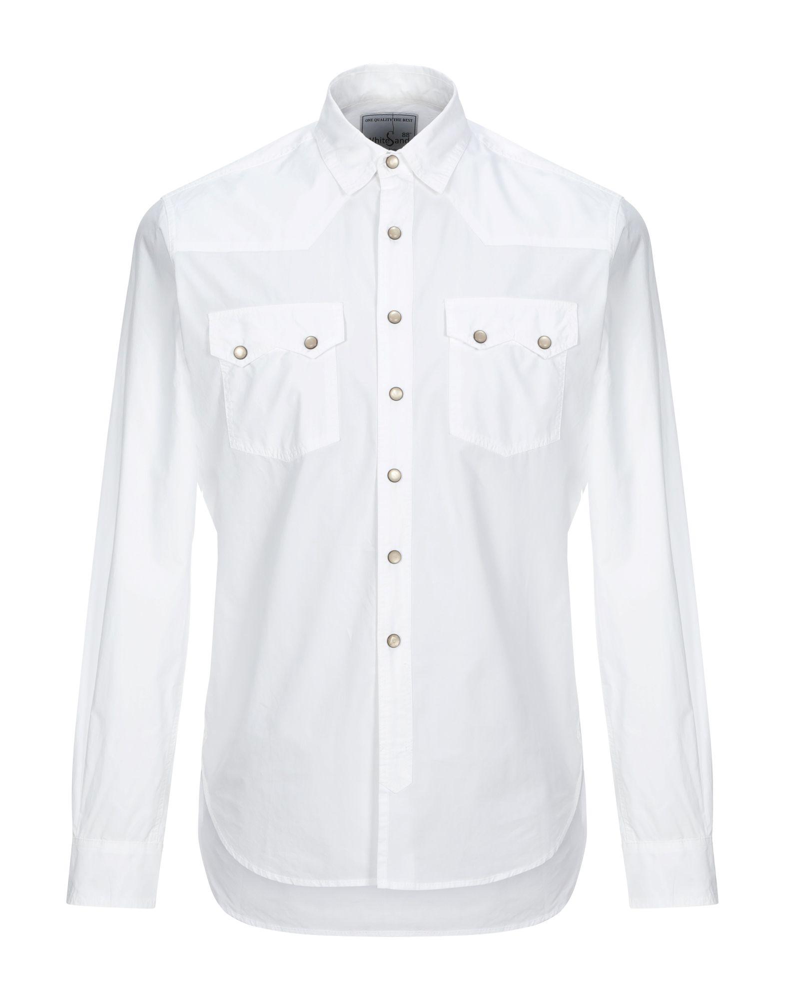 WHITE SAND 88 Pубашка