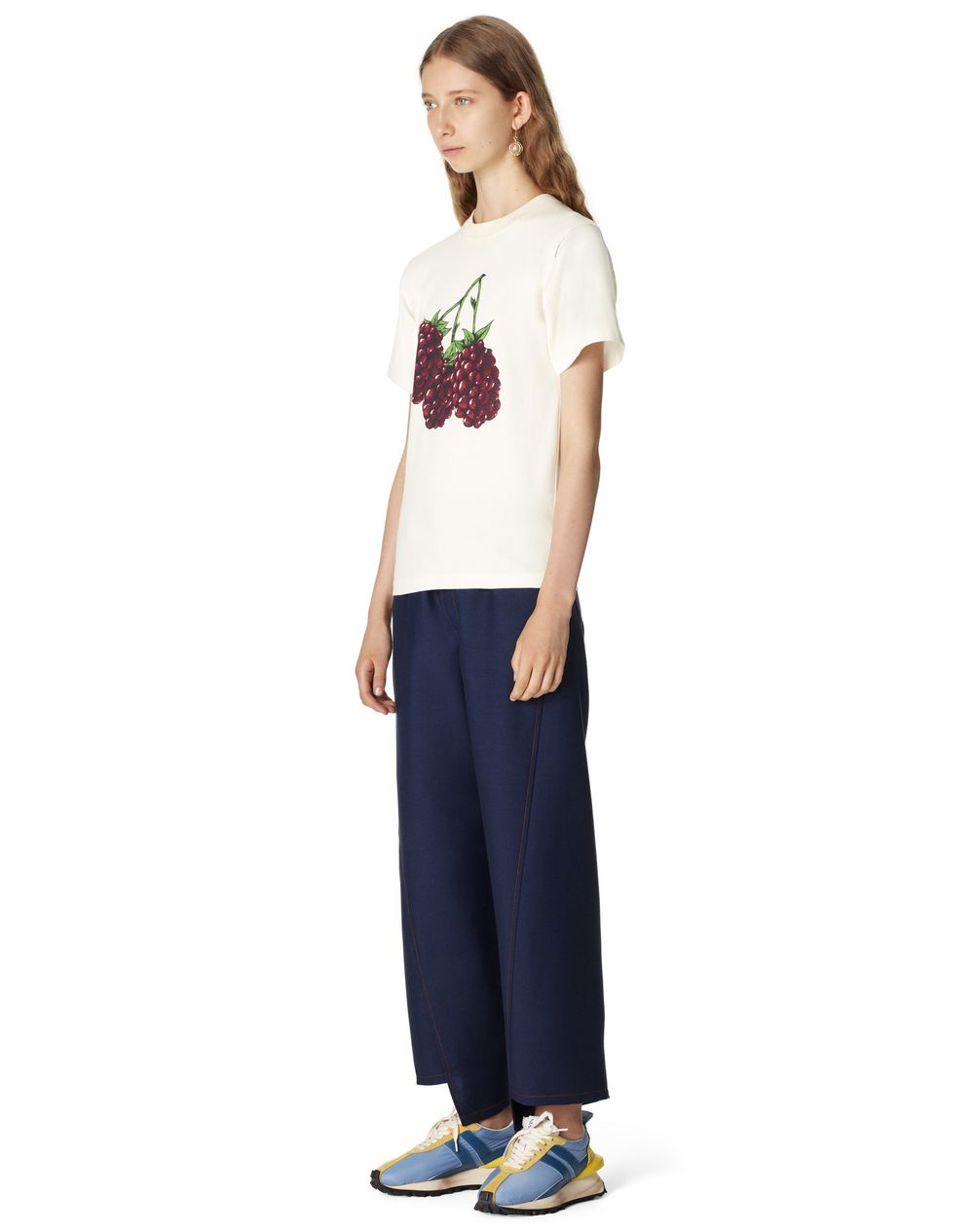 BLACKBERRY-SCENTED T-SHIRT - Lanvin