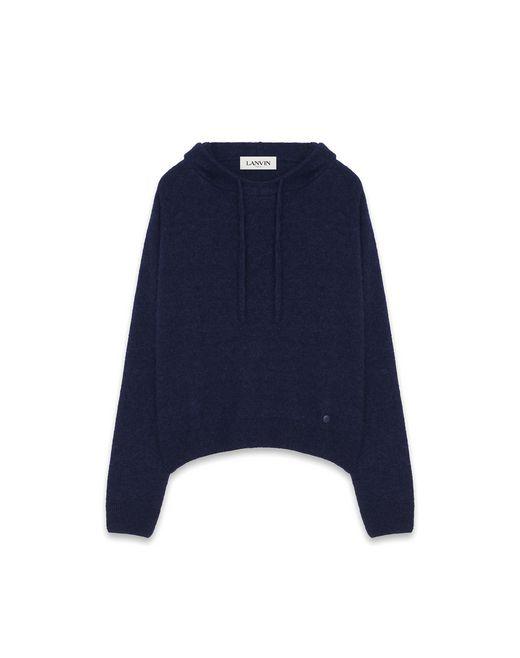 アルパカ製スウェットシャツ - Lanvin
