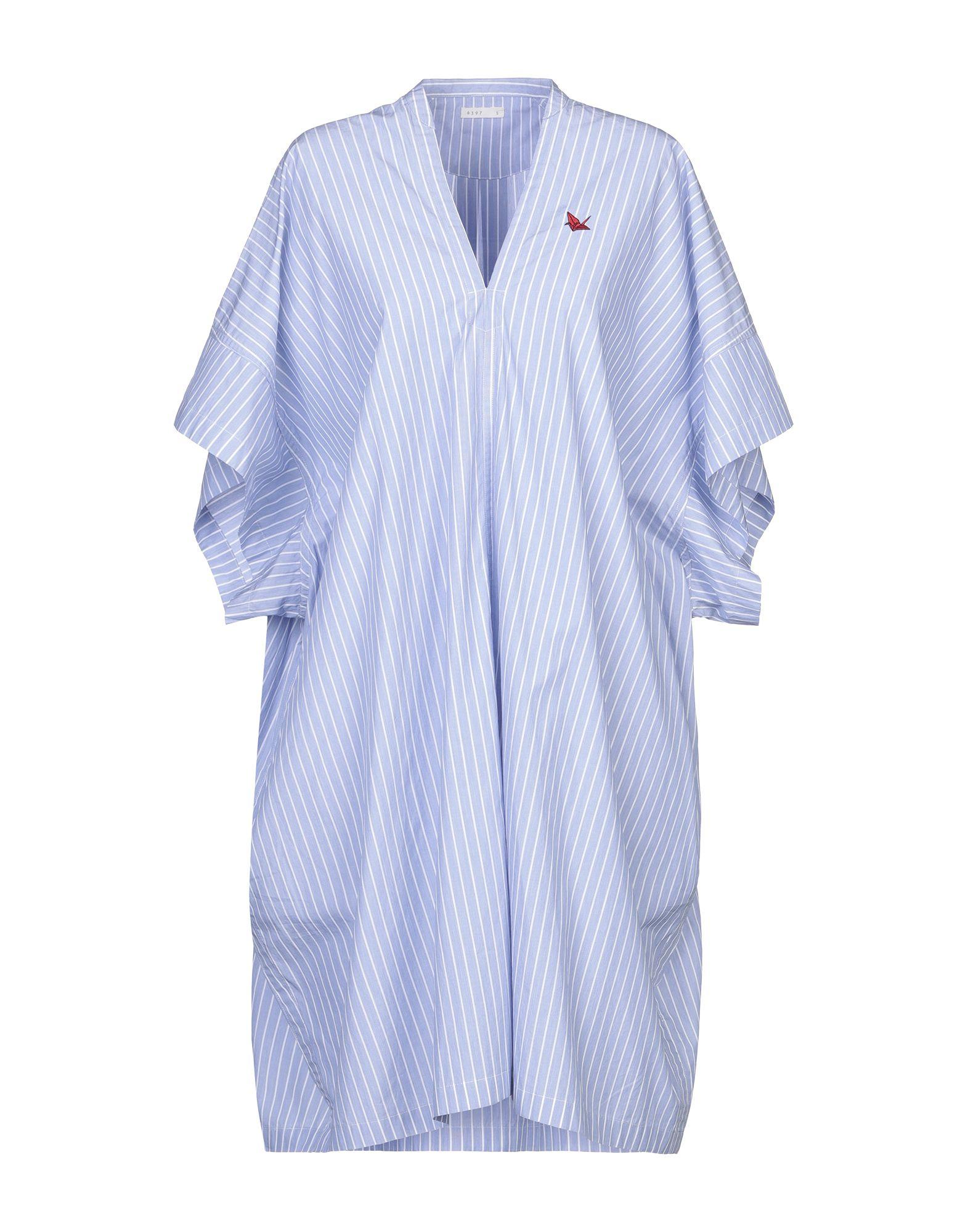 6397 Платье до колена