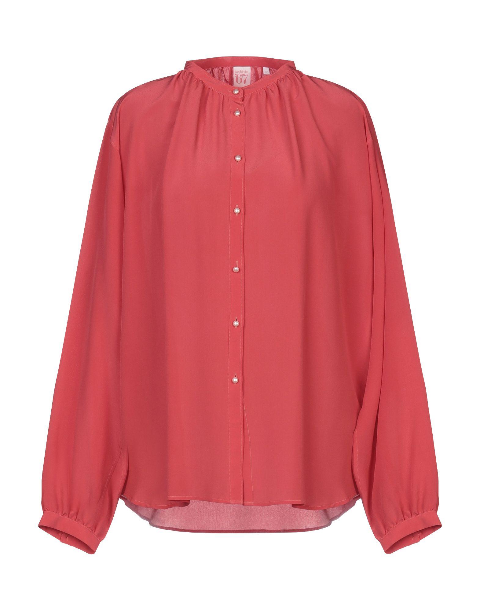 ARCHIVIO '67 Pубашка