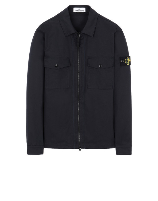 STONE ISLAND 11814 OVER SHIRT Man