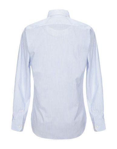 Фото 2 - Pубашка от BROOKSFIELD лазурного цвета