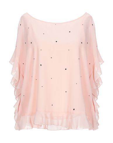 Фото - Женскую блузку LUCKYLU  Milano светло-розового цвета