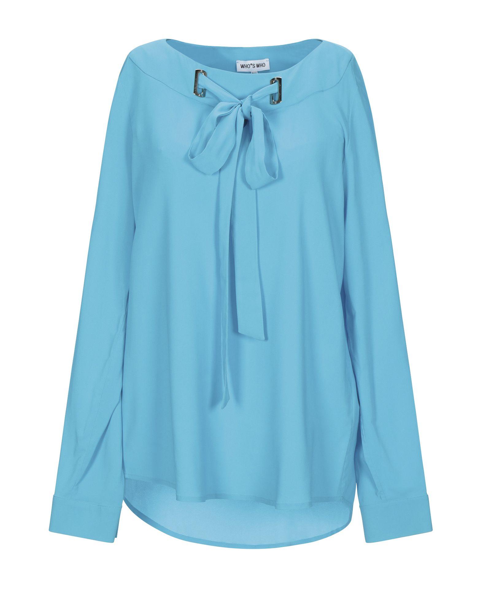 Фото - WHO*S WHO Блузка henry cotton s блузка