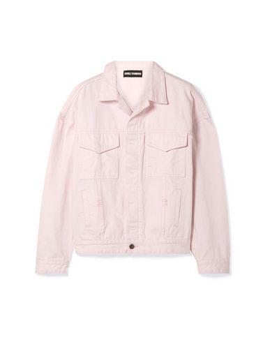 Фото - Pубашка от DOUBLE RAINBOUU светло-розового цвета
