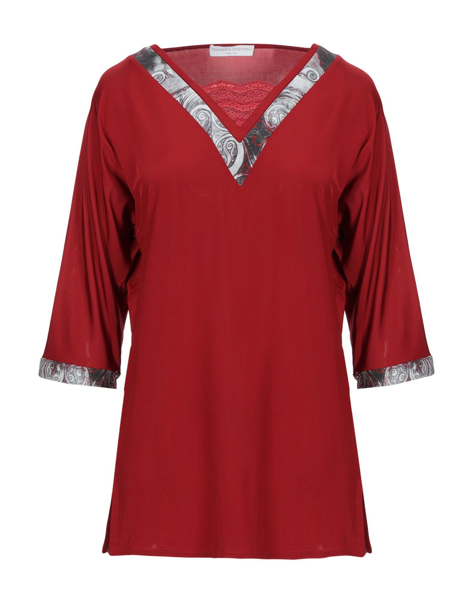 FRANCESCA MERCURIALI Блузка блузка francesca lucini блузка