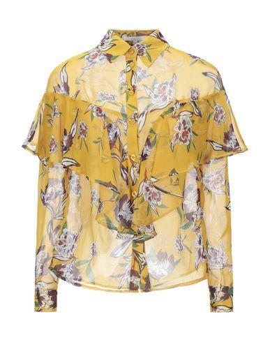 Фото - Pубашка от KORALLINE цвет охра