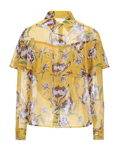 Фото 2 - Pубашка от KORALLINE цвет охра