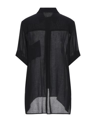 Фото 2 - Pубашка от MARGAUX LONNBERG черного цвета