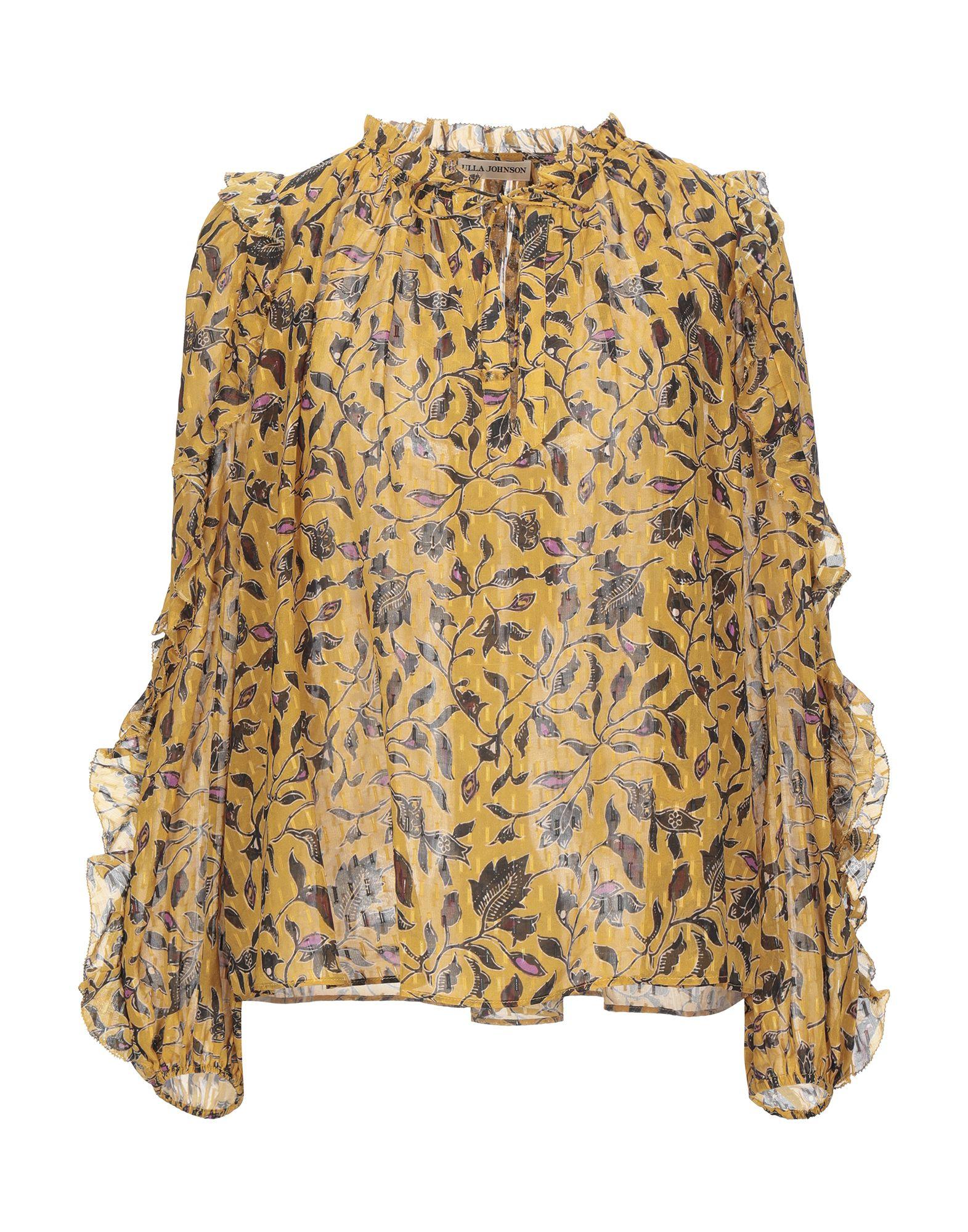 цена ULLA JOHNSON Блузка онлайн в 2017 году