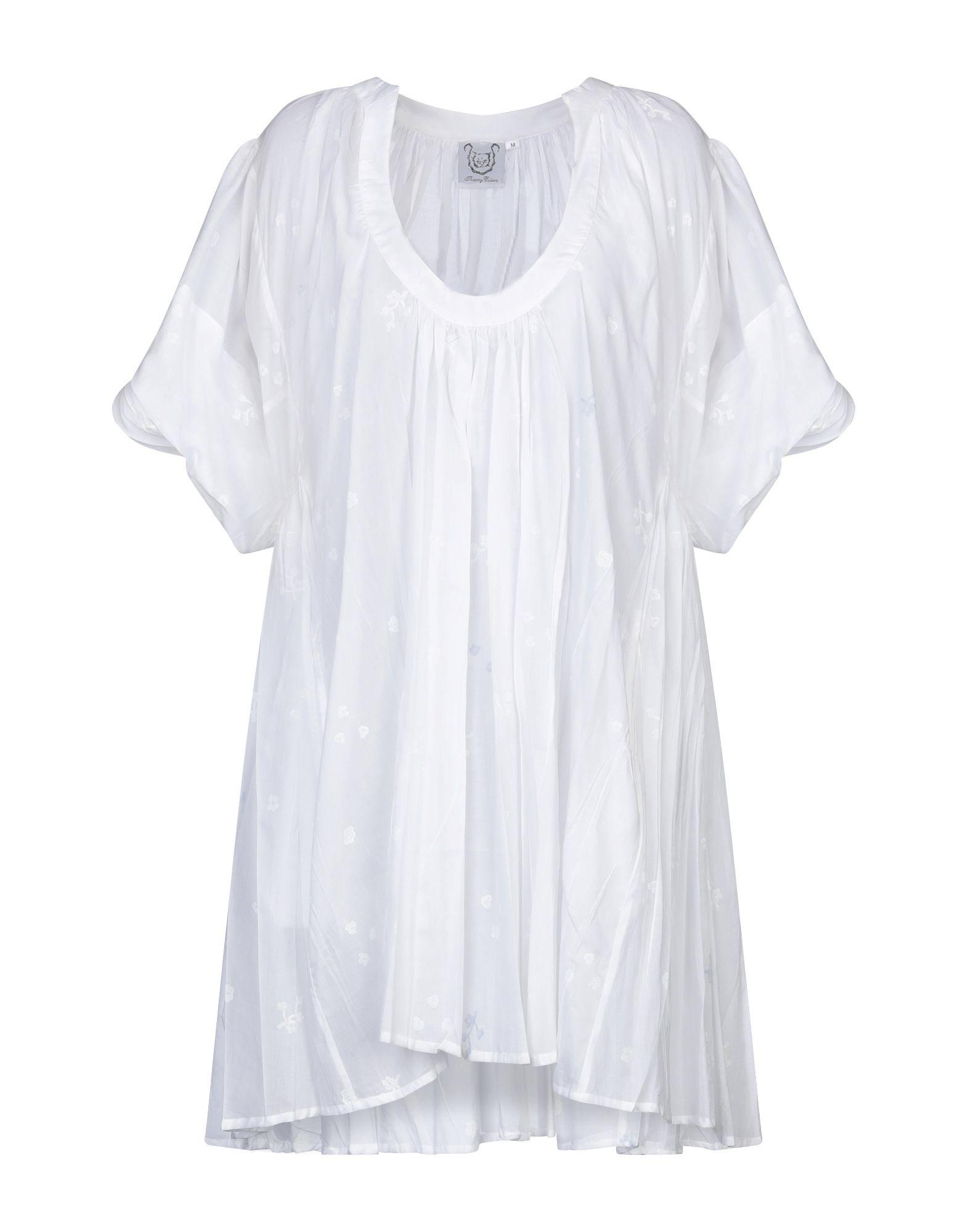 THIERRY COLSON Блузка thierry colson платье длиной 3 4