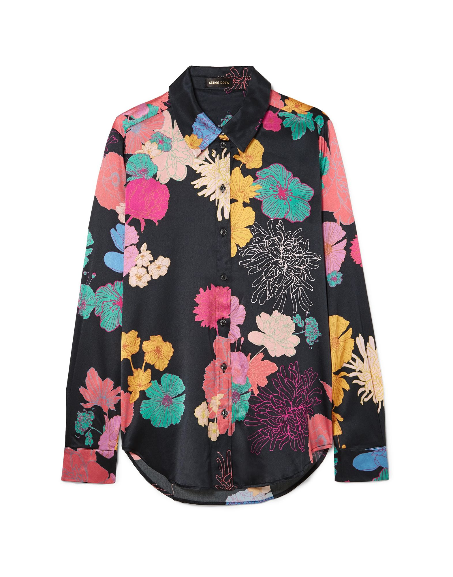 STINE GOYA Pубашка цена 2017