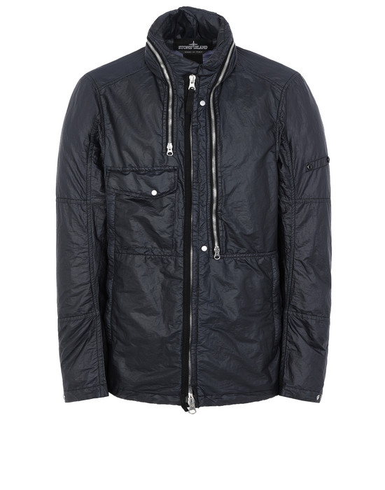 STONE ISLAND SHADOW PROJECT 41005 FIELD JACKET Jacket Man Black