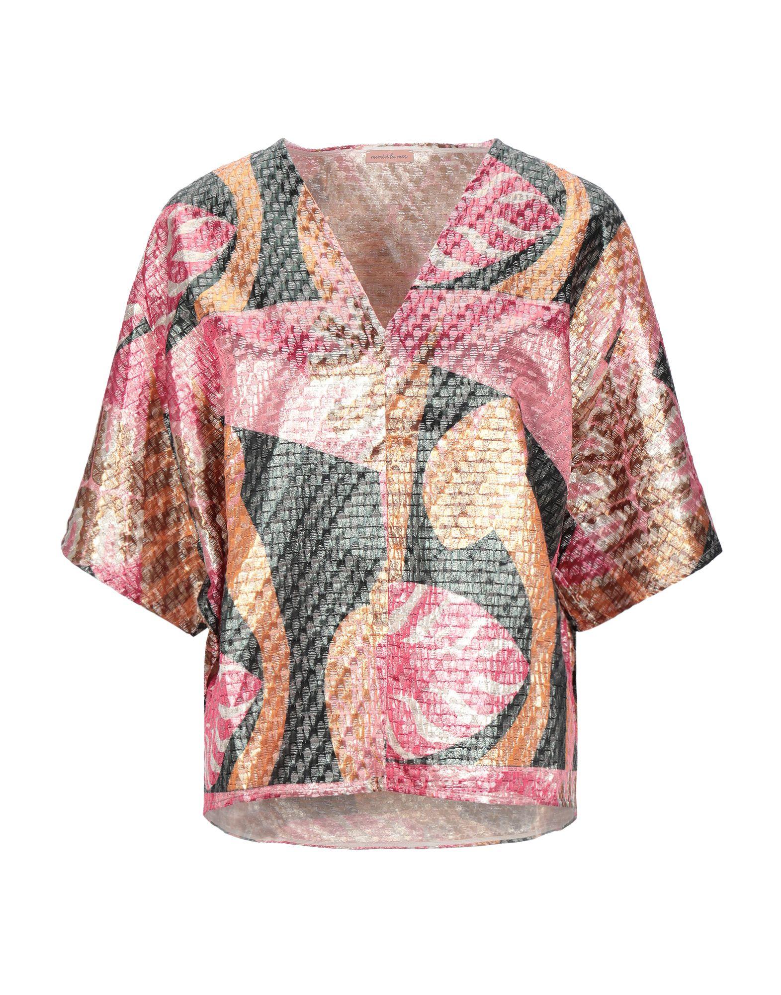 MIMÌ À LA MER Блузка christies à porter блузка
