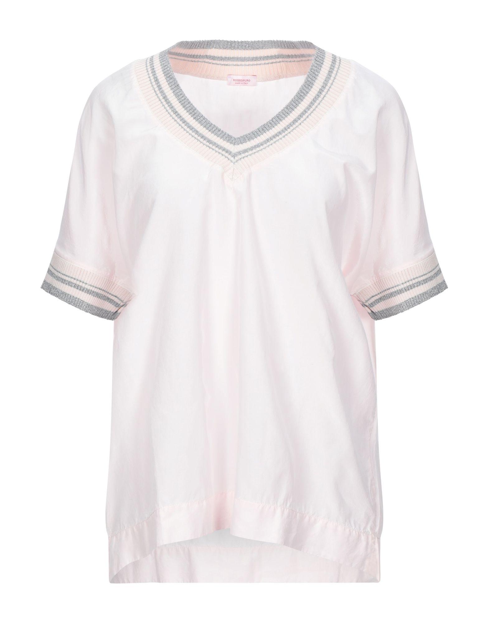 ROSSOPURO Блузка rossopuro блузка