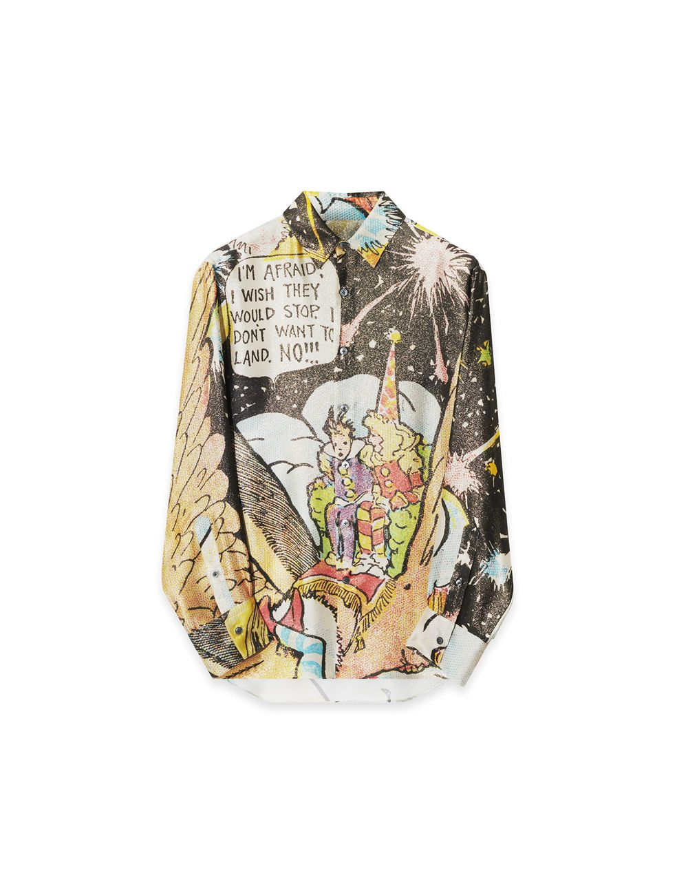 LITTLE NEMO PRINT SHIRT - Lanvin