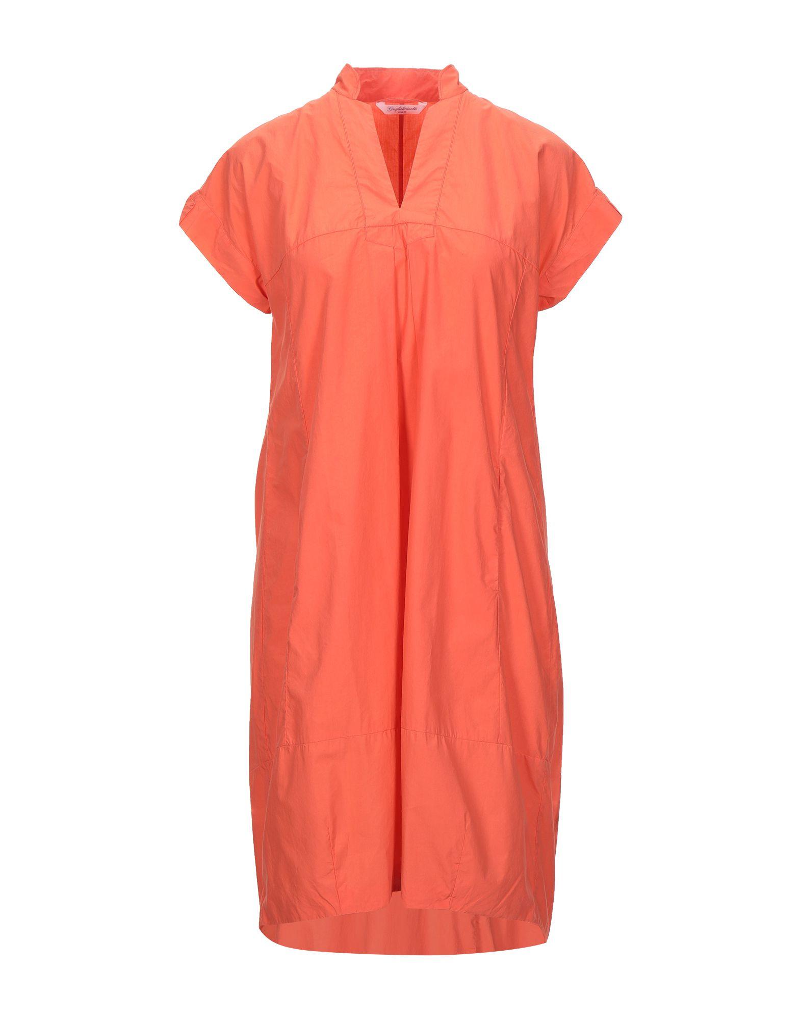 GUGLIELMINOTTI Короткое платье
