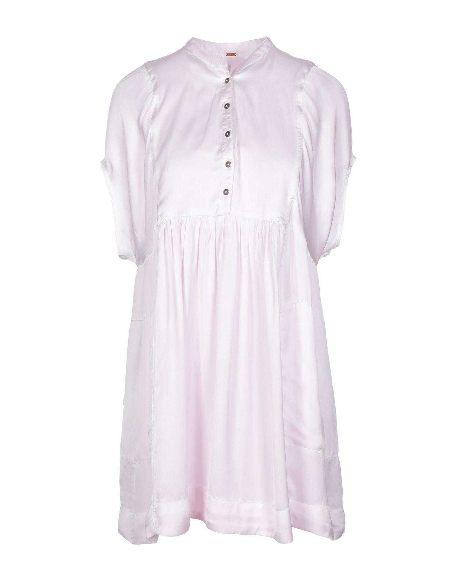 FREE PEOPLE Короткое платье