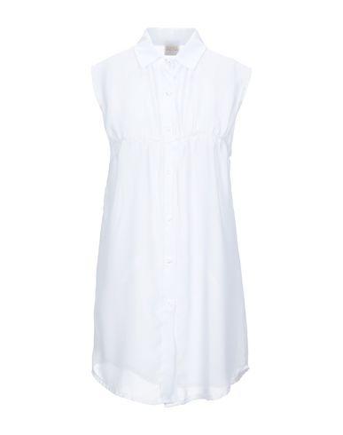 Фото - Pубашка от MNML COUTURE белого цвета