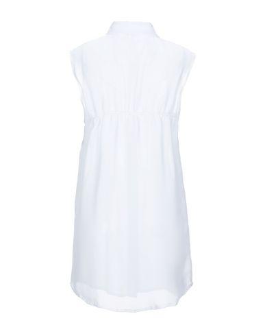 Фото 2 - Pубашка от MNML COUTURE белого цвета