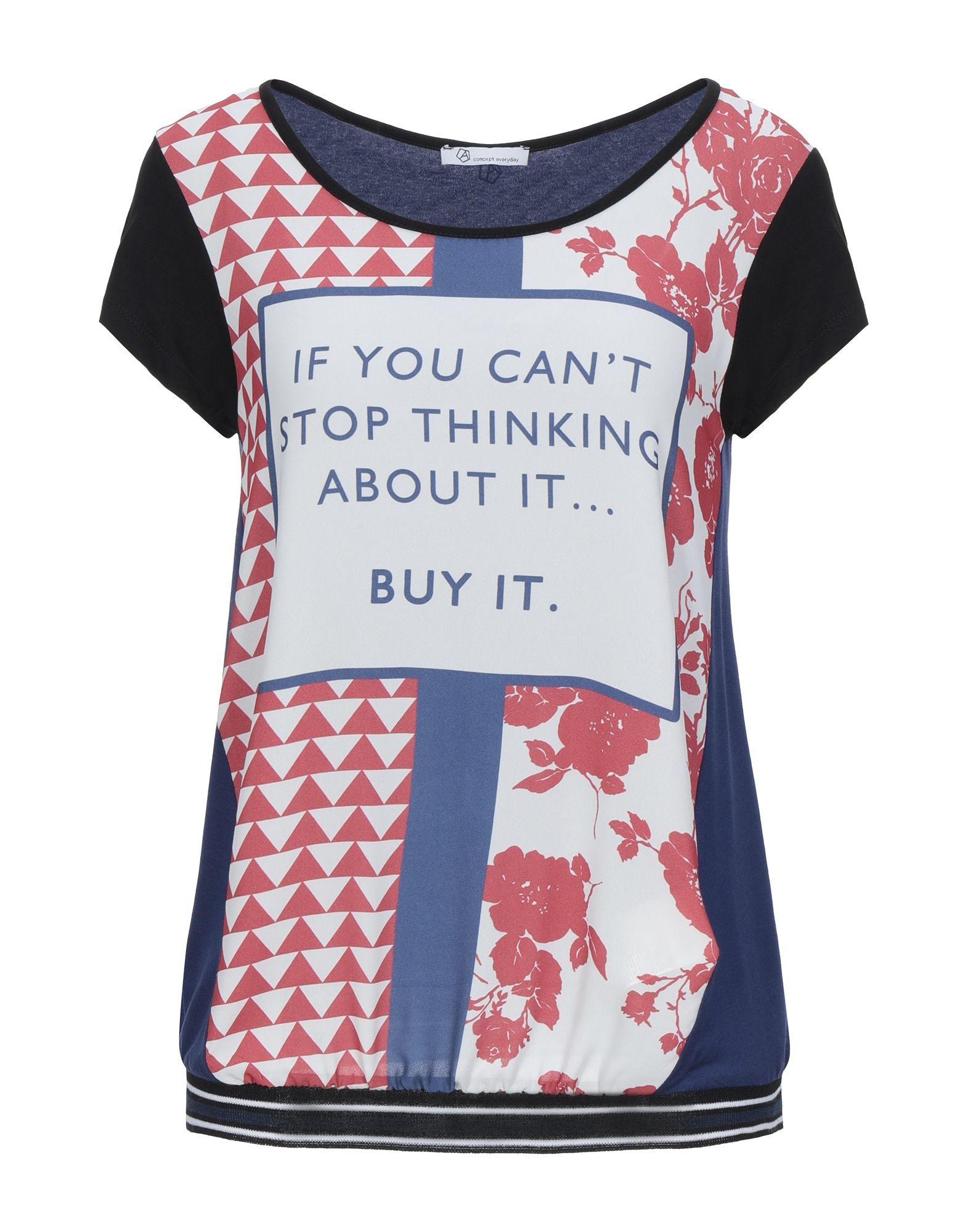 NUALY Блузка шифоновая блузка в цветочный принт
