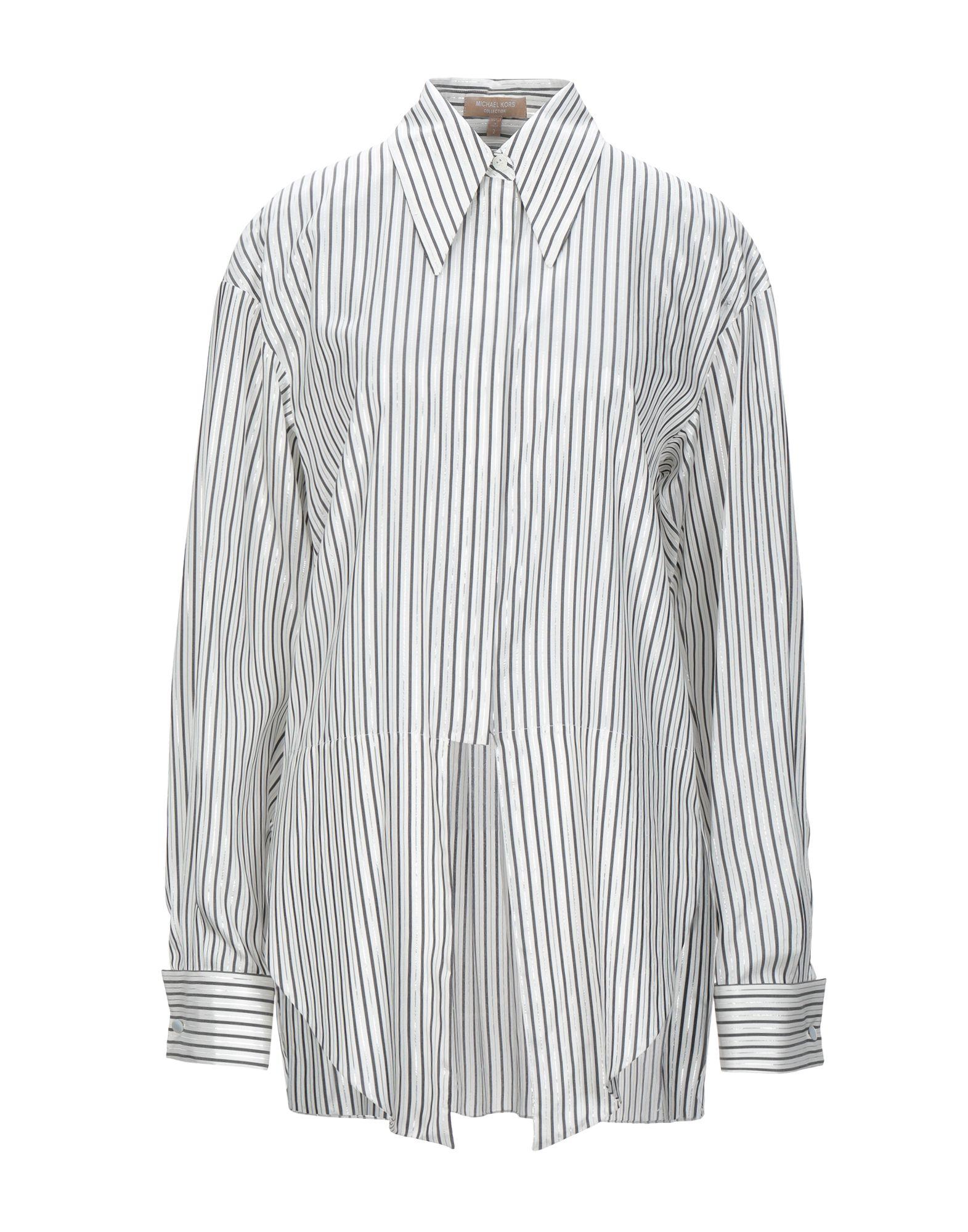 Фото - MICHAEL KORS COLLECTION Pубашка michael kors collection юбка длиной 3 4