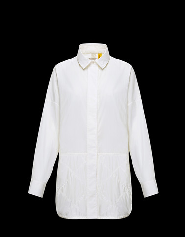 SHIRT Ivory T-Shirts & Tops Woman