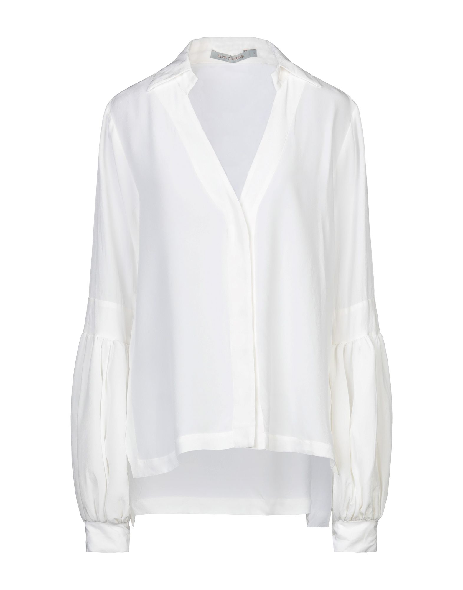 SILVIA TCHERASSI Блузка silvia tcherassi pубашка