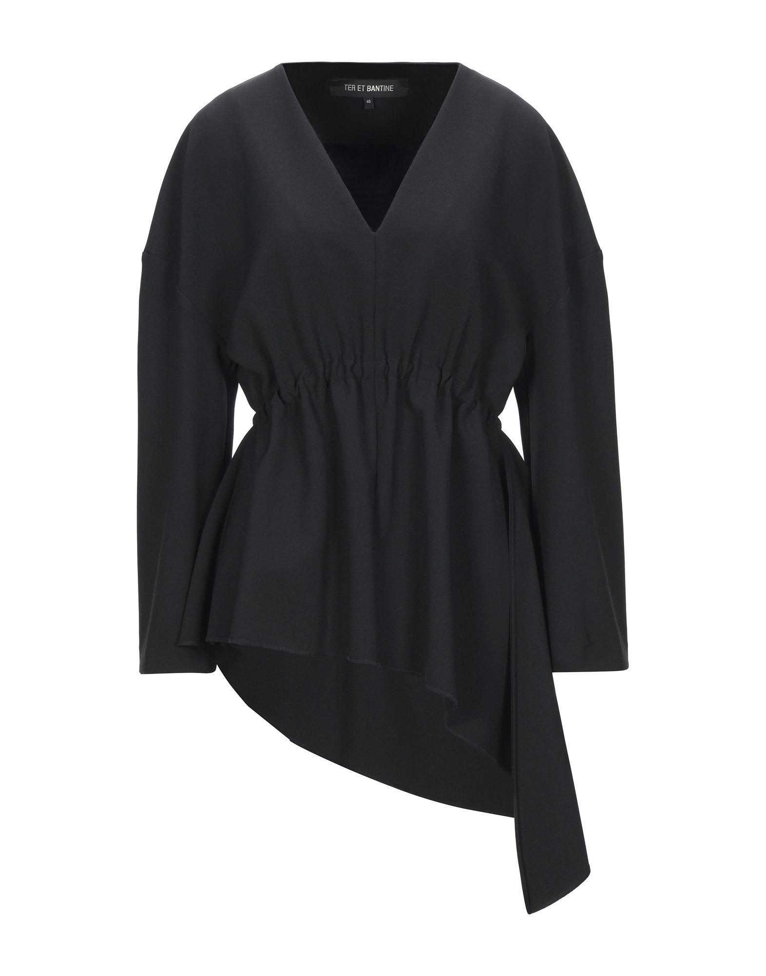 TER ET BANTINE Блузка ter et bantine пиджак