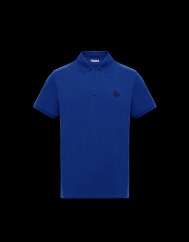 ポロシャツ ブライトブルー カテゴリー ポロシャツ メンズ
