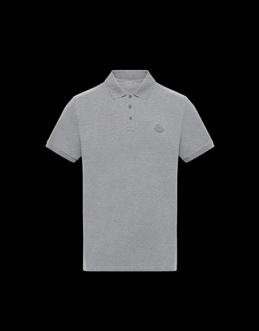 POLO Grey Category Polo shirts Man