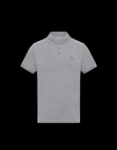 POLO衫 灰色 衬衫 男士