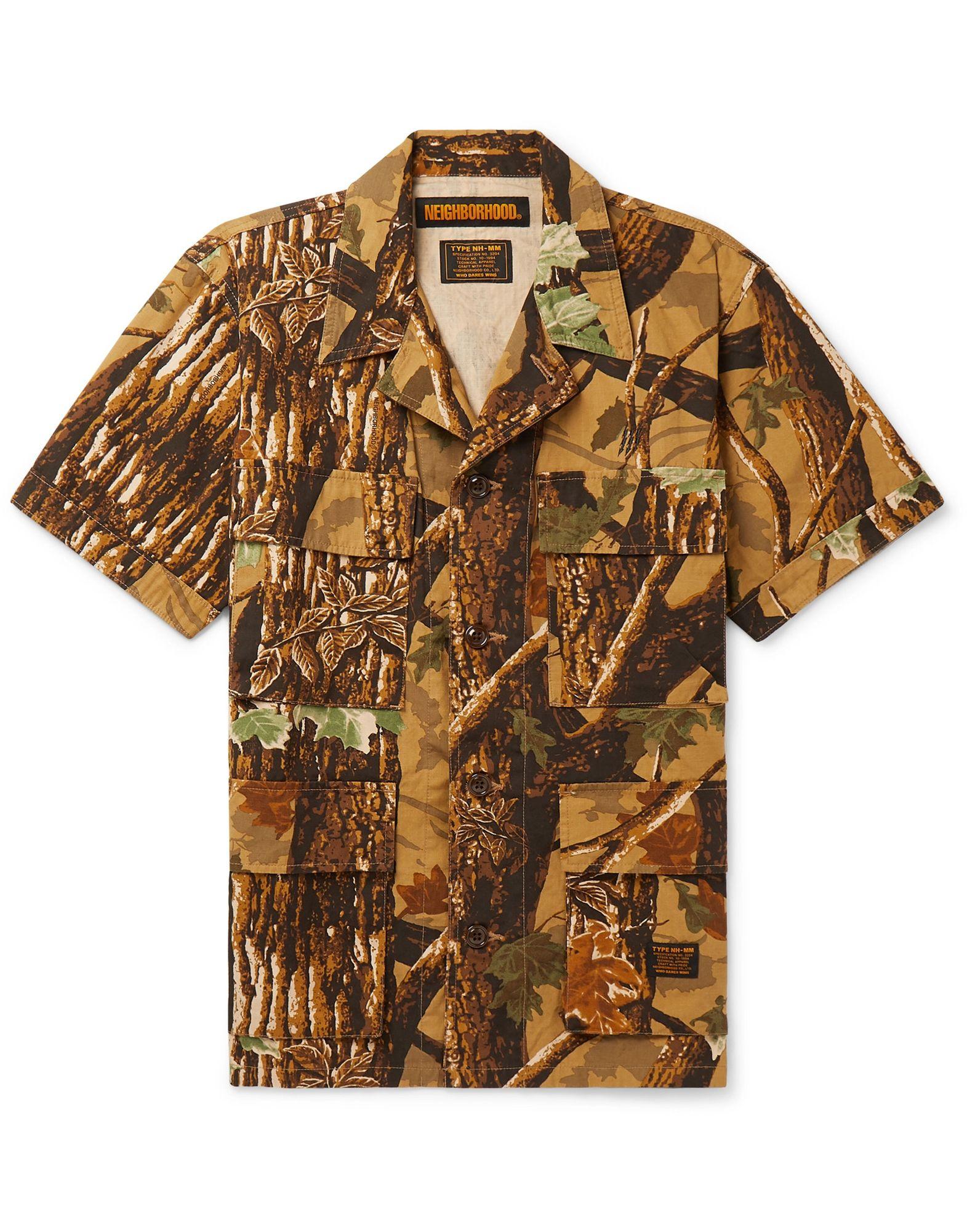 NEIGHBORHOOD Pубашка