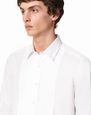 LANVIN Shirt Man FITTED PLASTRON SHIRT f